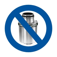 Garbage Disposal Replacement Units For Restaurants Amp Commercial Kitchens