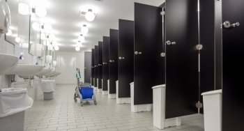 Solutions for cleaner, fresher public bathrooms