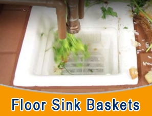 Floor Sink Baskets