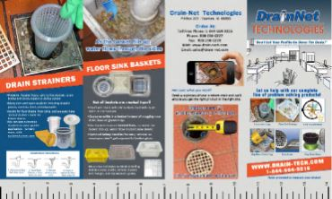 Drain-Net Product Brochure