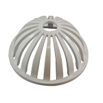 Replacement Dome Strainer for floor sink drains