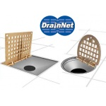 Hinged Floor Drain Grate
